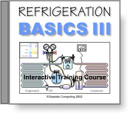 Refrigeration Basics III Interactive Training Course